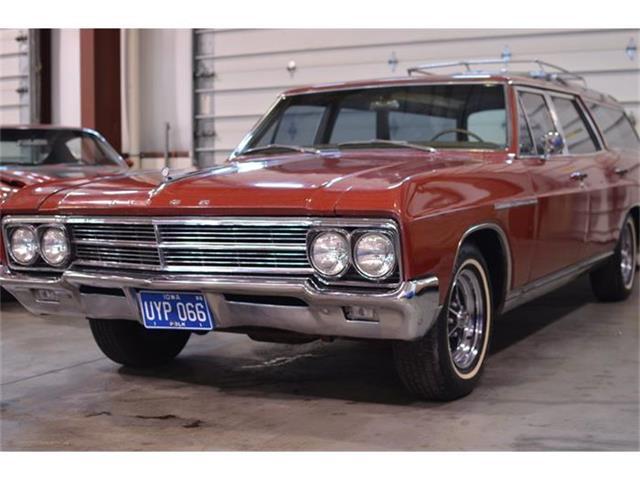 1966 Buick Sport Wagon | 773548