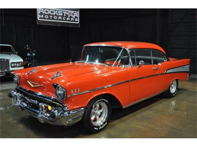 1957 Chevrolet 2-Dr Coupe | 773557