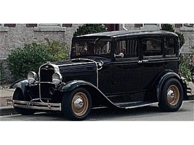 1931 Ford Model A | 773579