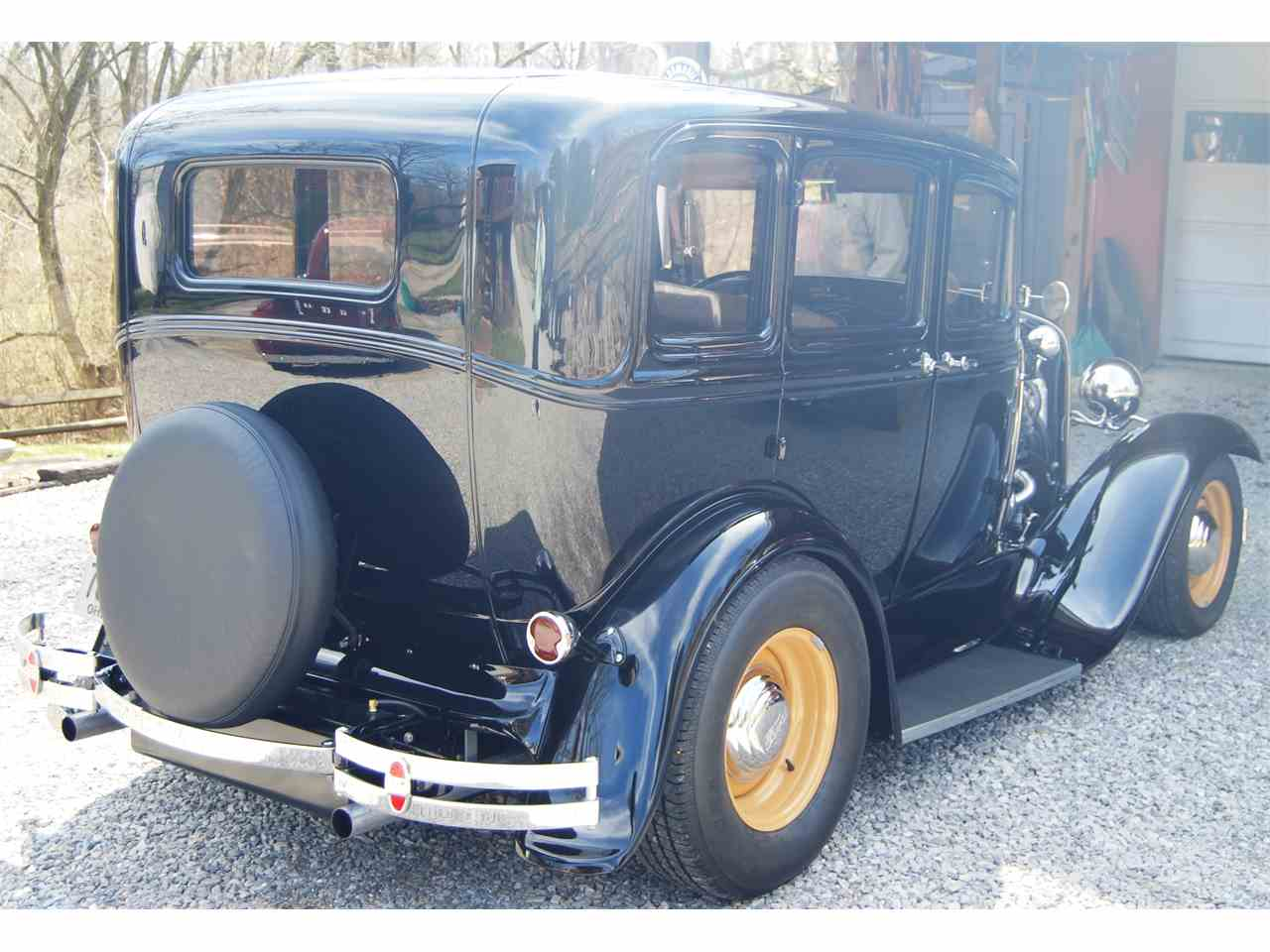 Large Picture of '31 Model A - GKWB