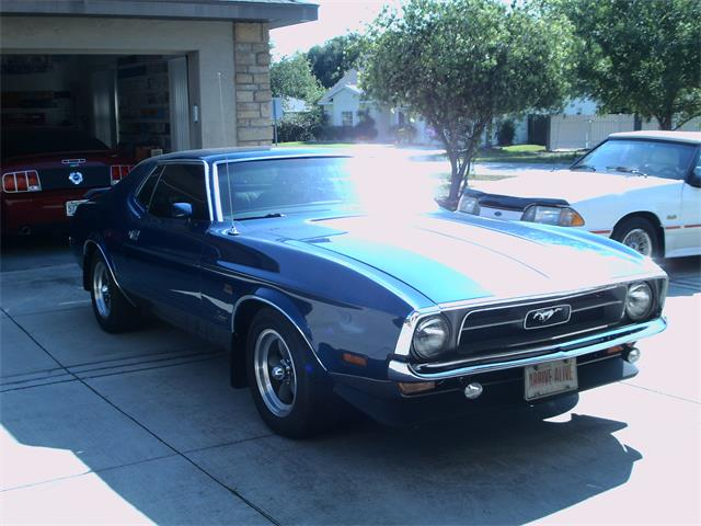 1972 Ford Mustang | 773583