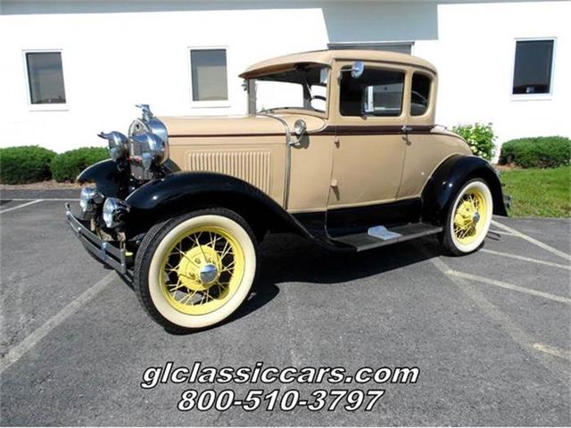 1930 Ford Model A | 773609