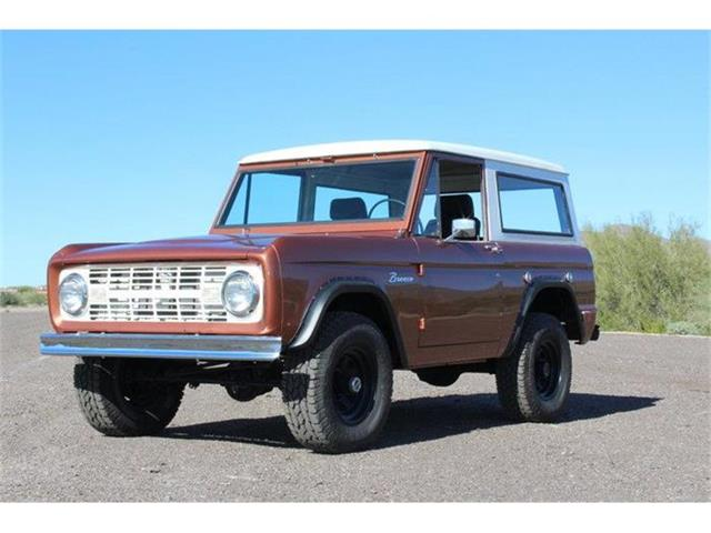 1968 Ford Bronco | 773656