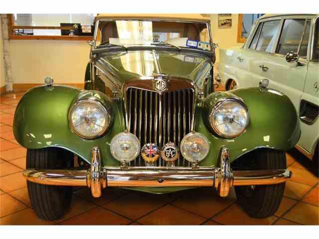 1954 MG Roadster | 773777