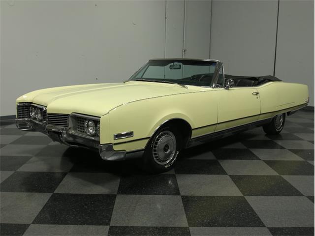 1967 Oldsmobile 98 | 773801