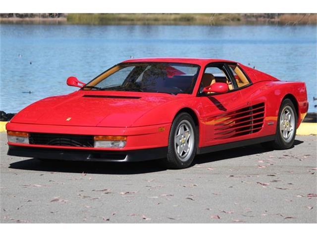 1991 Ferrari Testarossa | 773805