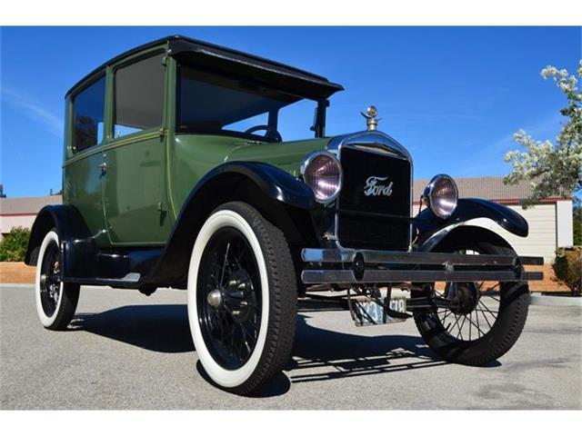 1926 Ford Tudor | 773822