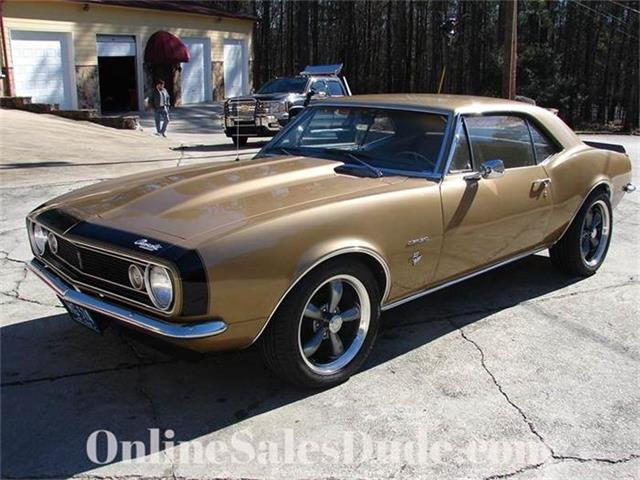 1967 Chevrolet Camaro | 773872