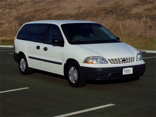 2001 Ford Windstar Cargo HD | 773875