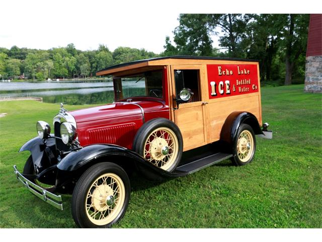 1931 Ford Delivery | 770039
