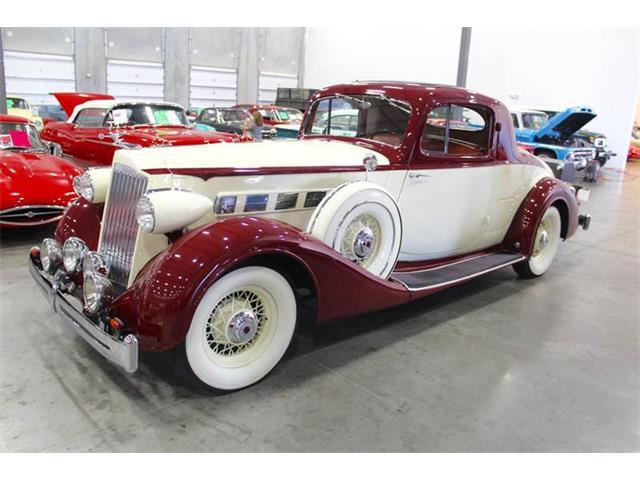 1936 Packard Super Eight | 773914