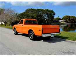Picture of Classic 1970 Chevrolet C/K 10 located in Clearwater Florida - $13,900.00 - GIFS