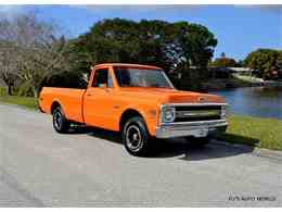 Picture of Classic 1970 Chevrolet C/K 10 located in Florida Offered by PJ's Auto World - GIFS