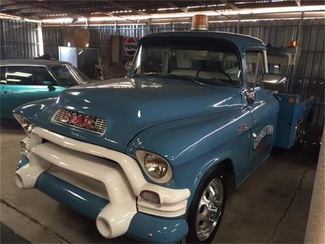 1955 GMC 1/2 Ton Pickup | 770040