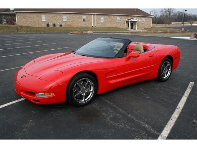 1998 Chevrolet Corvette | 774155