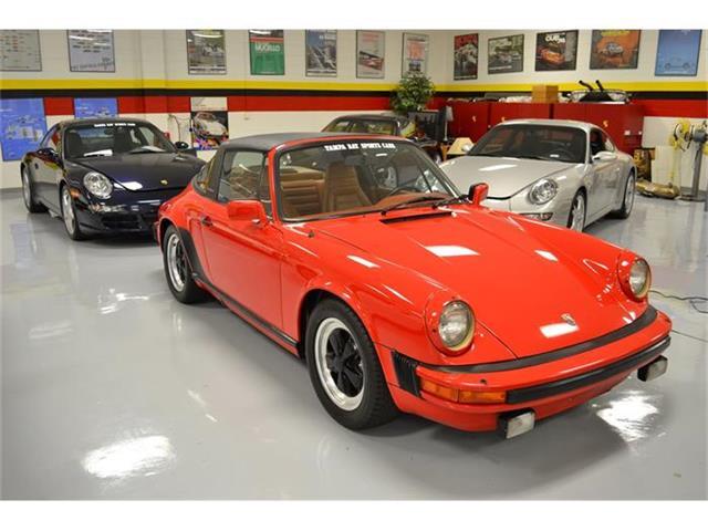 1983 Porsche 911SC   770420