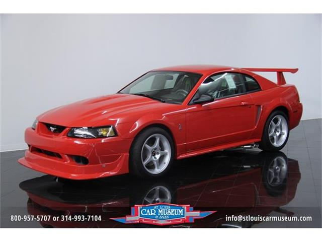 2000 Ford Mustang SVT Cobra R Sport Coupe | 774218