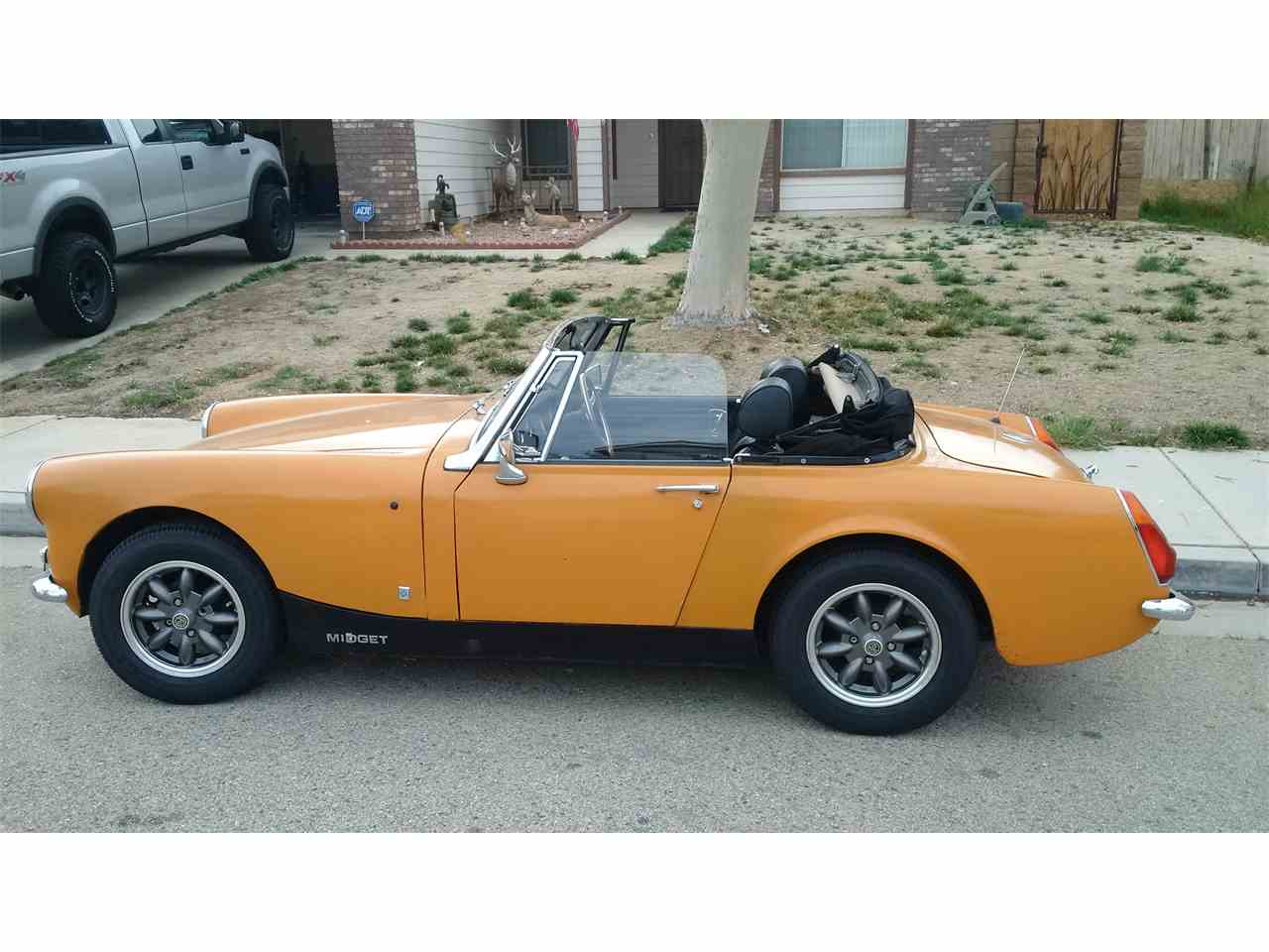Mg Cars For Sale Usa