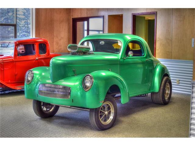1941 Willys 3-Window Coupe | 774235