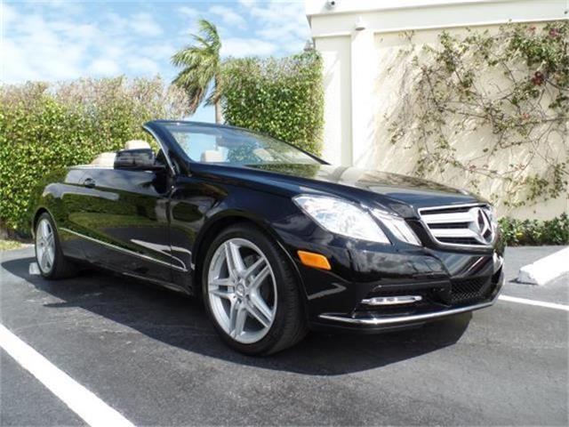 2013 Mercedes-Benz E350   774246