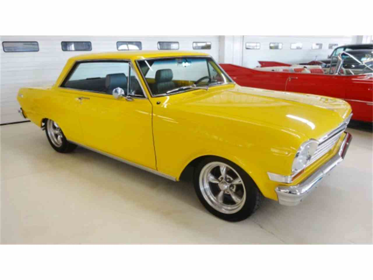 Large Picture of '63 Chevy II Nova - GIGX