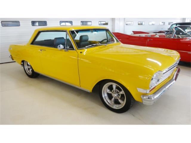 1963 Chevrolet Chevy II Nova | 770433