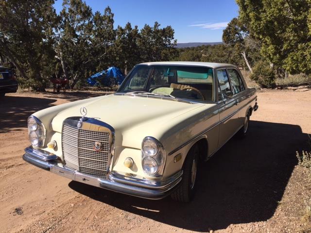 1968 Mercedes-Benz 280SE | 774348