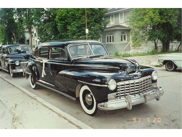 1947 Dodge Sedan | 774357