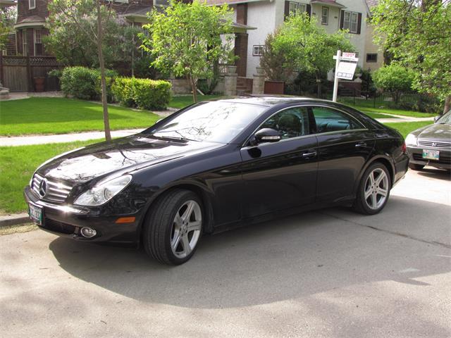 2006 Mercedes-Benz CLS500 | 774358