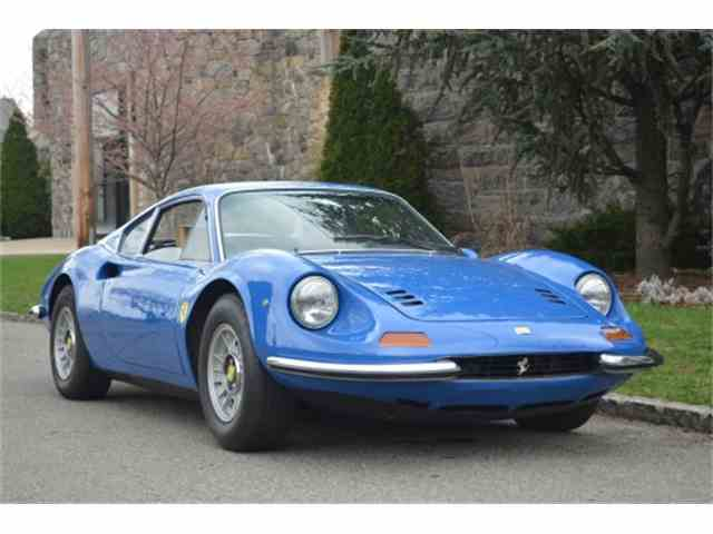 Picture of Classic '71 Ferrari 246 GT - $335,500.00 Offered by Gullwing Motor Cars - GLLM