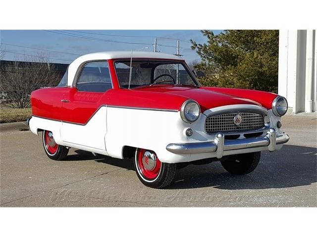1958 Nash Metropolitan | 774513