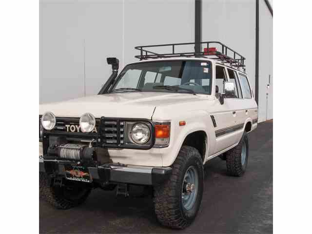 1985 Toyota Land Cruiser FJ | 774517