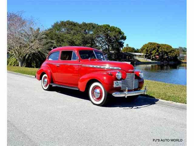 1940 Chevrolet Super Deluxe | 774526