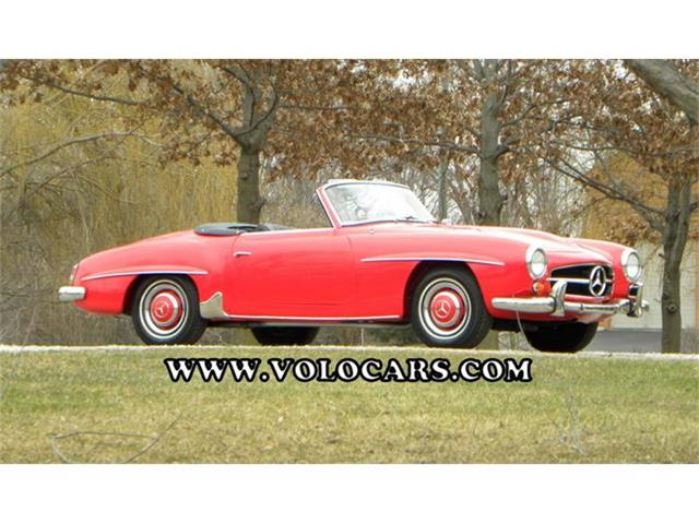 1958 Mercedes-Benz 190SL Convertible | 774540
