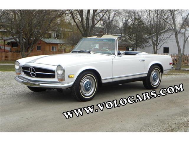 1968 Mercedes-Benz 250SL | 774541