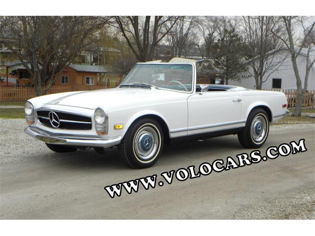 1968 Mercedes-Benz 250SL | 774541