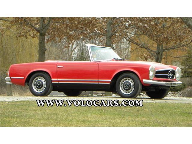 1965 Mercedes-Benz 230SL Convertible | 774542