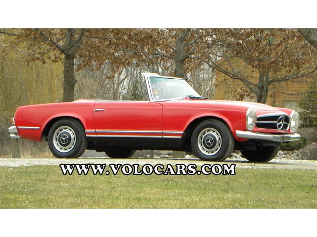 1965 Mercedes-Benz 230SL Convertible | 774542