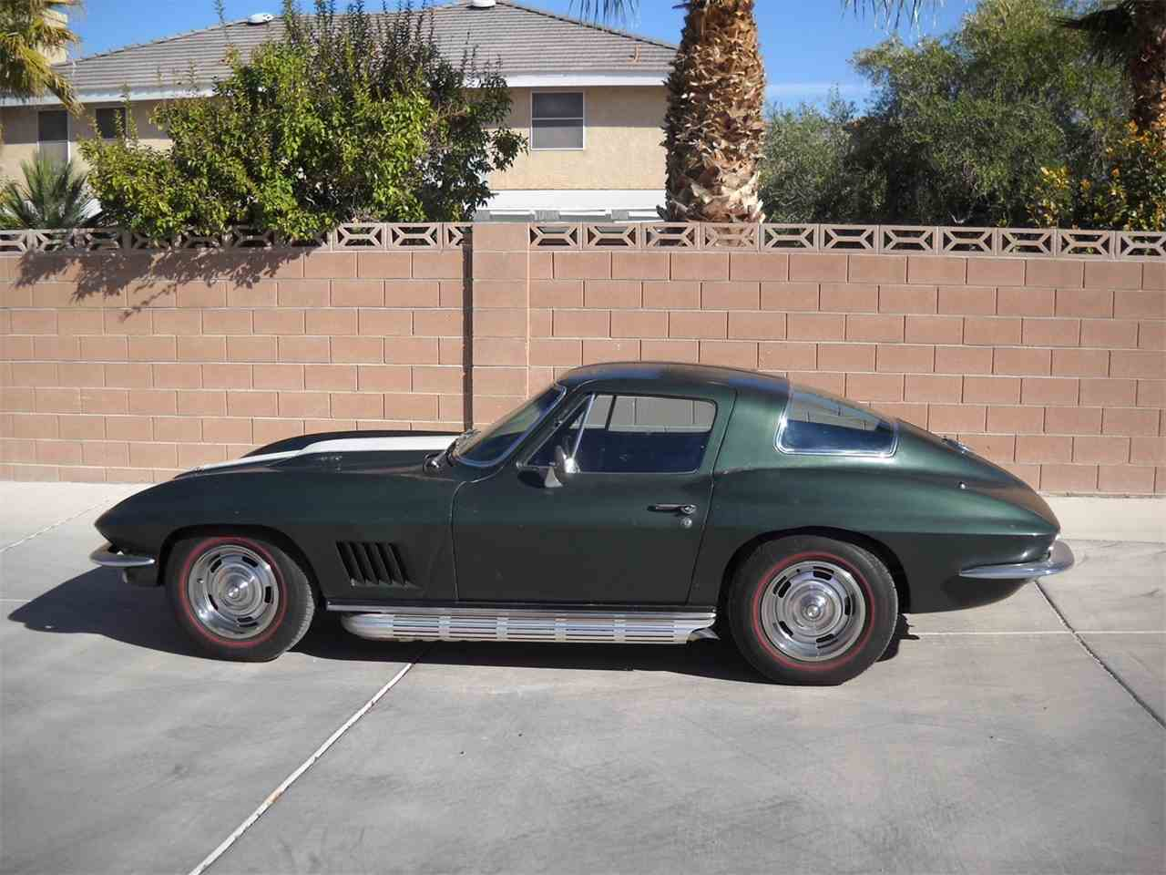 Large Picture of '67 Corvette - GLOL