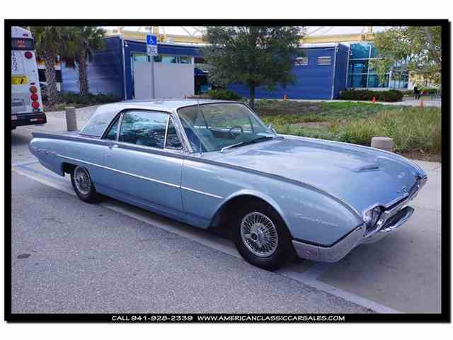 1962 Ford Thunderbird | 774625