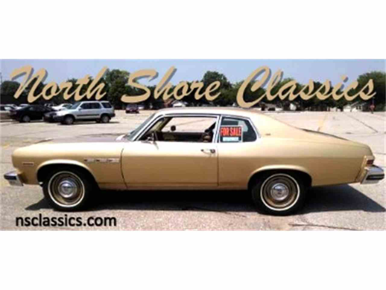 Large Picture of 1974 Buick Apollo located in Palatine Illinois Offered by North Shore Classics - GLPJ