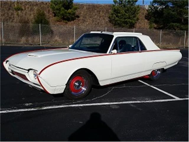 1962 Ford Thunderbird | 774647