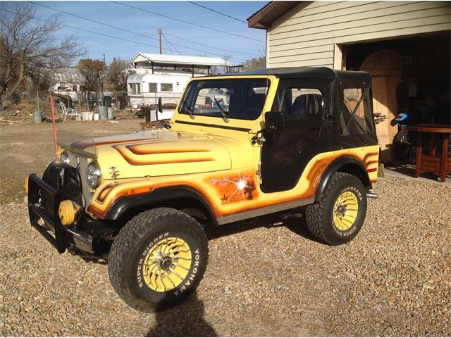 1977 Jeep CJ5 | 770465