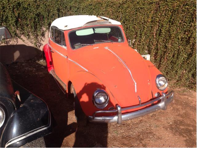 1963 Volkswagen Convertible | 774680
