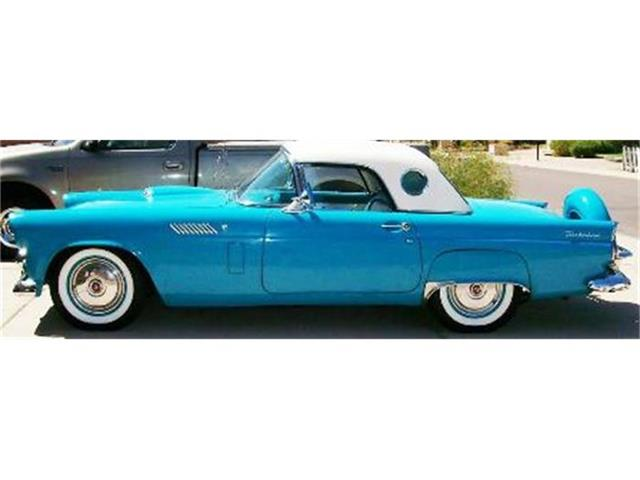 1956 Ford Thunderbird | 774685