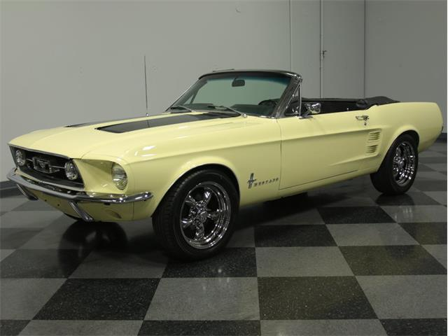 1967 Ford Mustang | 774699