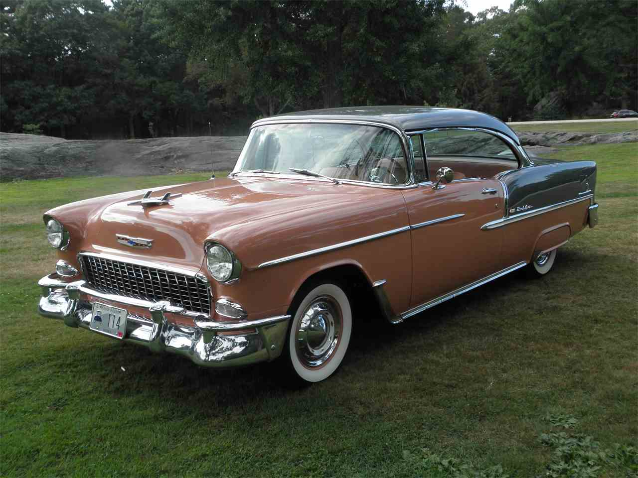 Large Picture of '55 Bel Air - GLRG