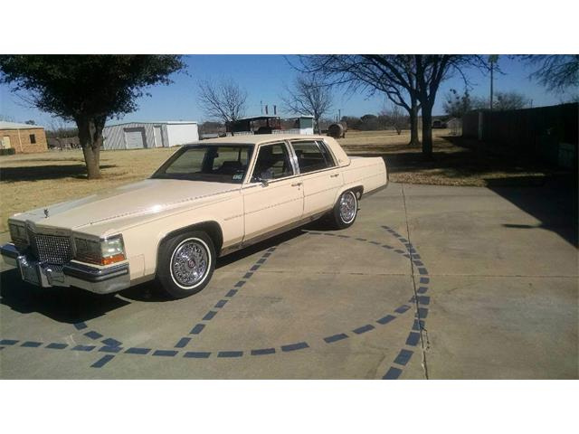 1988 Cadillac Brougham d'Elegance | 774735