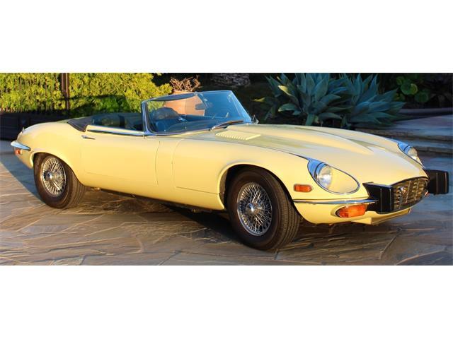 1974 Jaguar XKE III   774740