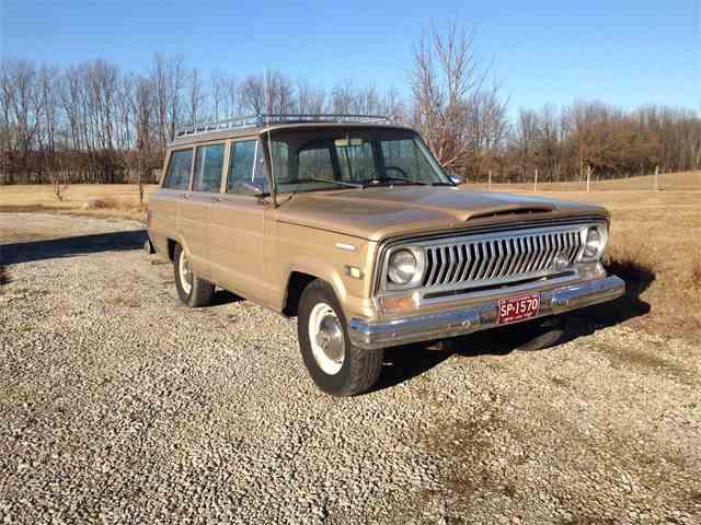 1969 Jeep Wagoneer | 774753